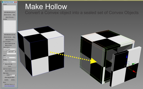 Make Hollow