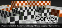 CorVex level design plugin
