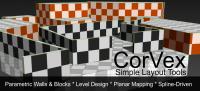 CorVex level design plugin